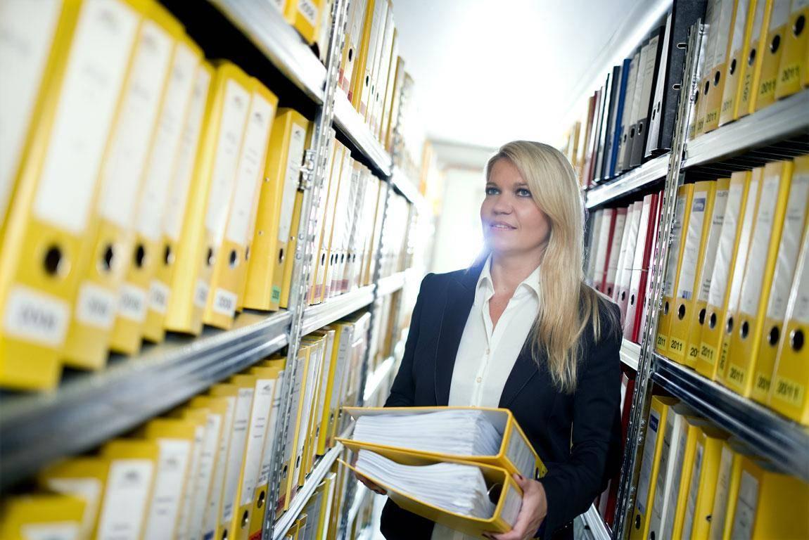 effiziente Prozessschritte bei der Dokumentendigitalisierung