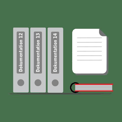 Technische Dokumentation von InduPrint Services